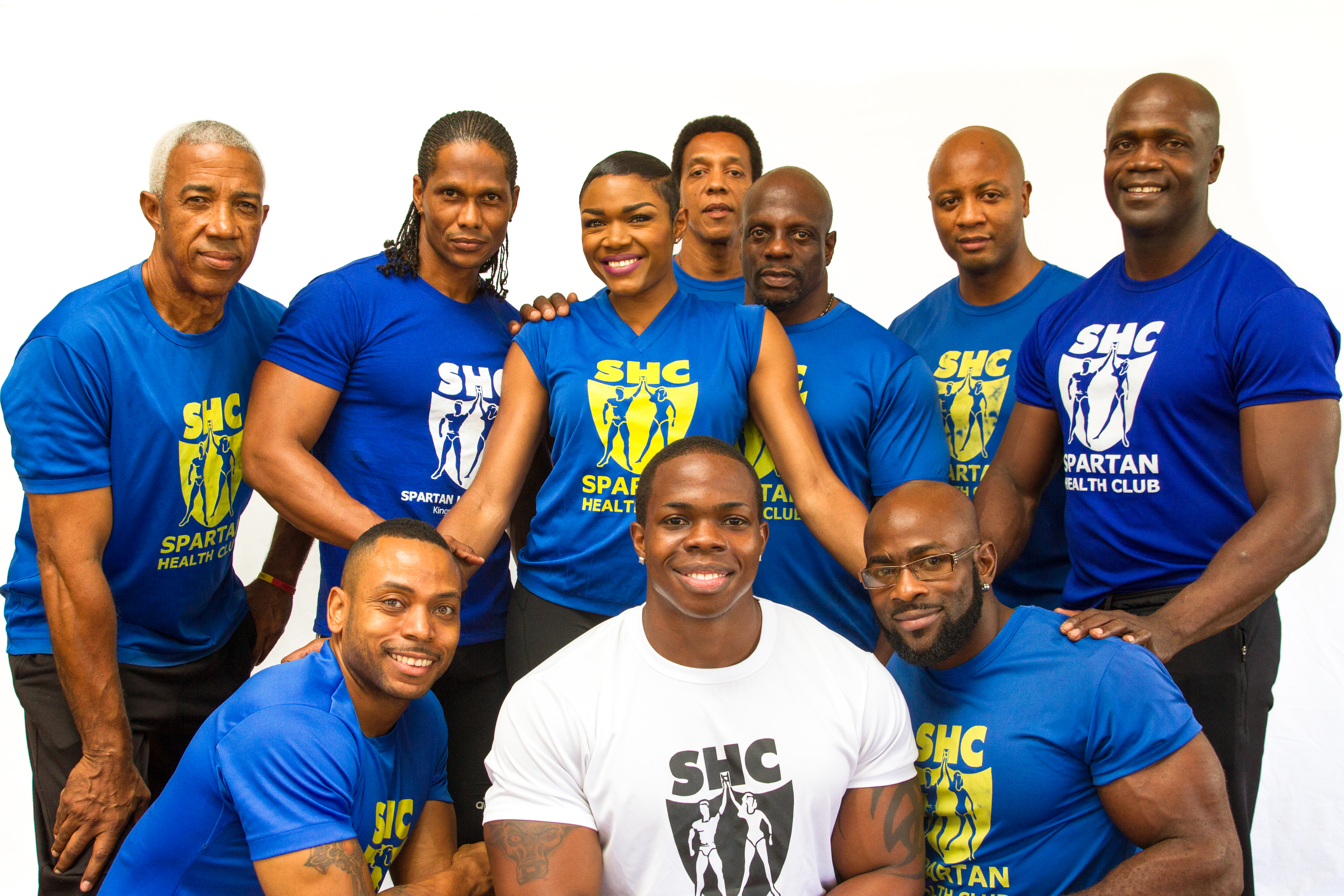 The team at Spartan Health Club